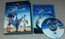 The Adventures of Priscilla, Queen of the Desert (DVD, 2000) RARE OOP HTF LOOK