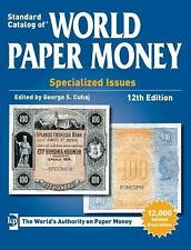 World Paper Money, Specialized Issues Brand New And Free Shipping