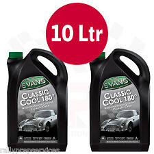 10 LITRE EVANS WATERLESS COOLANT DISCOUNT BUNDLE KIT, CLASSIC COOL 180