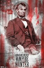 ABRAHAM LINCOLN VAMPIRE HUNTER NEW PRINT POSTER 22 X 34 Box 3