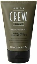 American Crew Shave Post Shave Cooling Lotion 4.23 oz, Moisturizing & Calming