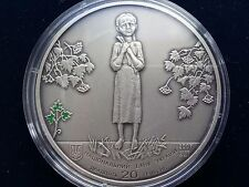 Ukraine 20 griven  Holodomor Silver Coin 2007 year