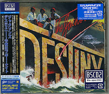 THE JACKSONS-DESTINY -JAPAN Blu-spec CD2 D20