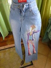 ! taille M38-40      original pantalon jean boutique neuf a saisir !look assuré!