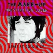 Destination: Love - Live! At Cold Rice The Make-Up Audio CD