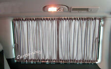 Mazda Bongo campervan curtain set for 2 side windows blinds curtains