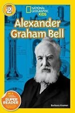 National Geographic Readers: Alexander Graham Bell (Readers Bios)-ExLibrary