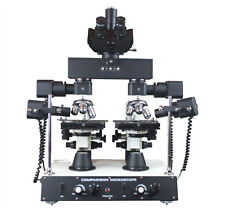 Metallurgical Biological Forensic Comparison Microscope