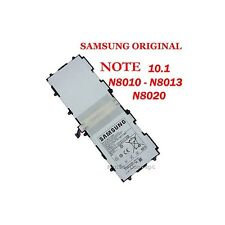 BATTERIE ORIGINALE ★★ SAMSUNG GALAXY NOTE 10.1 N8010 N8020 ★★ ORIGINE SP3676B1A