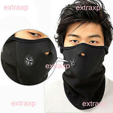 Black~ Ski Snowboard Motorcycle Bicycle Winter Neck Warmer Warm Sport Face Mask