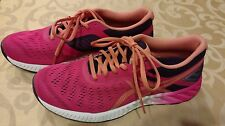 Asics womens Pink size 9 Fuzex Lyte T670N Running shoes