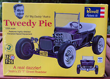 1923 Ford T Street Roadster Ed Roth Tweedy Pie, 1:25, Revell 4922