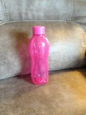 Tupperware (new) LARGE ECO WATER BOTTLE - BRIGHT PINK