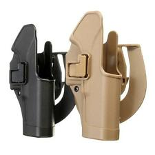 Tactical Shooting Airsoft Paddel Holster Belt For Glock 17 19 22 23 New Arrival