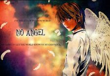 POSTER DEATH NOTE ELLE YAGAMI RYUK MISA LIGHT MELLO NEAR REM MANGA ANIME #16