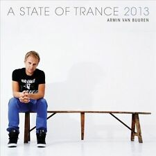 A State of Trance 2013 by Armin van Buuren (CD, Feb-2013, 2 Discs, Armind)