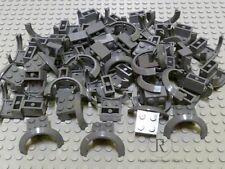 LEGO® 50 Autoteile Fahrzeug Teile Auto Kotflügel dunklegrau grau 50745 Neuware
