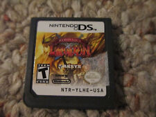 Hero's Saga - Laevatein Tactics for Nintendo DS Game Authentic Rare