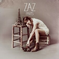 ZAZ - PARIS (COLLECTOR'S EDITION)  CD + DVD NEU