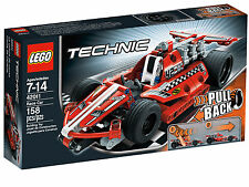 LEGO® Technic 42011 Action Rennwagen NEU OVP_ Race Car NEW MISB NRFB