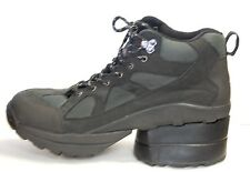 Z-Coil Outback FW-K3400 Men's size 9 Black leather/green mesh Enclosed Coil