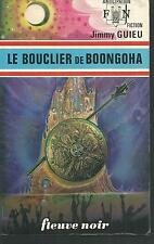 Le Bouclier de Boongoha.Jimmy GUIEU.Anticipation 707  SF30A