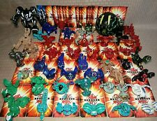 Bakugan Lot of 49 Ramdol 1000g Dharak 750g Lumagrowl 780g Lumino Dragonoid 900 P