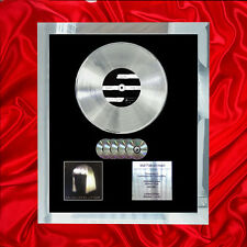 SIA 1000 FORMS OF FEAR  MULTI (GOLD) CD PLATINUM DISC FREE SHIPPING TO U.K.