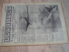 """1µ?  Revue Les Ailes """"Monde Aviation"""" n°1444 VICTOR Handley-Page HPR 3"""