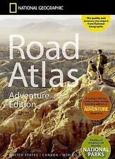 National Geographic Recreation Atlas: Road Atlas by National Geographic Maps...
