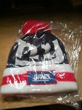NEW YORK GIANTS BUD LIGHT NFL TOQUE *NEW 2016*