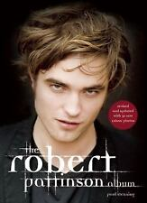 New, The Robert Pattinson Album: Revised and Updated, Paul Stenning, Book