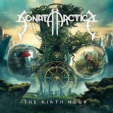 SONATA ARCTICA - THE NINTH HOUR  (2016) CD NEU