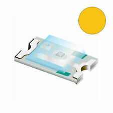 10 x Orange 0805 SMD Chip LED