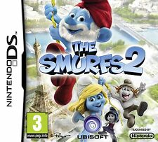 NDS Nintendo DS DSI Lite XL Game The Smurfs 2 3DS compatible NEW