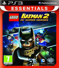 Lego Batman 2: DC Superheroes Essentials (PS3) New