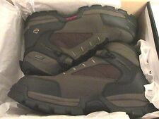 "Wolverine Mens W02362 Amphibian 6"" Brown GORE-TEX Brand New with Tags Size 10.5"