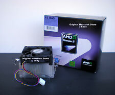 AMD Phenom II Cooler Heatsink Fan for  X4 CPU 910-925-945-900e-905e-910e   95 W