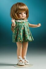 1930's Effanbee Patsyette 9-inch antique composition doll