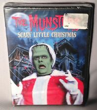 DVD THE MUNSTERS SCARY LITTLE CHRISTMAS NEW MINT SEALED