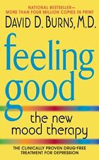 Feeling Good: The New Mood Therapy by David D. Burns, (Mass Market Paperback), H
