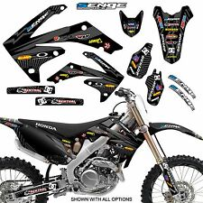 1997 1998 1999 CR 250 GRAPHICS CR250 CR250R R 250R DECO DECALS STICKERS SENGE