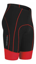 Louis Garneau Neo Power Bike Bicycle Cycling Shorts - Black/Ginger - XL