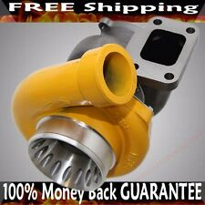 YELLOW GT35 GT3582 T3 AR.70/82 ANTI-SURGE COMPRESSOR TURBINE PSI BEARING TURBO