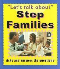 Step Families (Let's Talk About (Stargazer Books))-ExLibrary