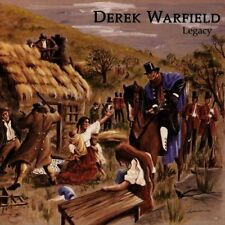 Derek Warfield - Legacy / SHANACHIE CD 1996 OVP