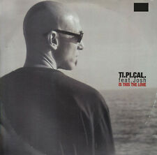 TI.PI.CAL. - Is This The Love, Feat. Josh - Virgin