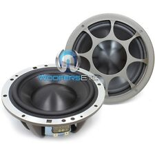"MOREL ELATE MW6 6.5""  CAR 6 1/2""  AUDIO 4 OHM 1000W MAX MIDS WOOFERS PAIR NEW"