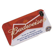 (2) Budweiser iPhone Case die-cut openings designed exclusively for the iPhone 5