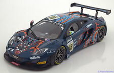1:18 Minichamps McLaren 12C GT3 #88, 24h Spa 2013 ltd. 504 pcs.